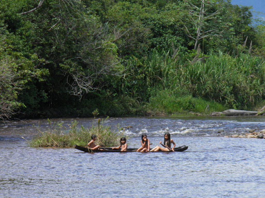 Canaima National Park Venezuela